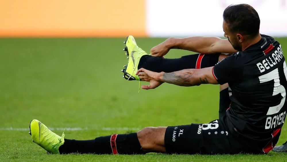 Karim Bellarabi fehlt Leverkusen auch gegen den SC Freiburg