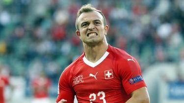 Fällt für zwei EM-Qualifikationsspiele der Schweiz aus: Xherdan Shaqiri