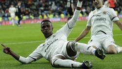 Real Madrids Jungstar Vinicius Jr. will einmal der beste Fußballer der Welt werden