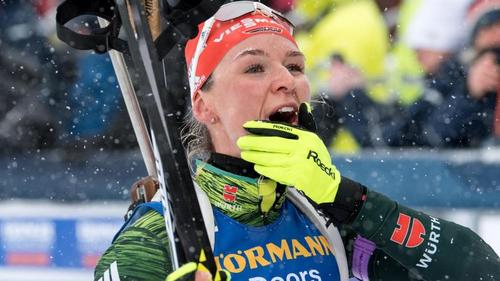 Startet bei den deutschen Meisterschaften im Langlauf: Biathletin Denise Herrmann