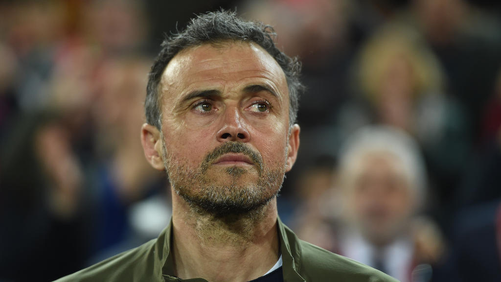 Bleibt Nationalcoach Spanien: Luis Enrique