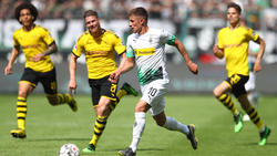 Thorgan Hazard wechselt zu Borussia Dortmund