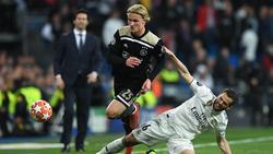 Kasper Dolberg wird mit Bayer Leverkusen in Verbindung gebracht