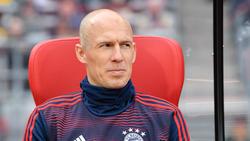 Arjen Robben war von der Reaktion einiger Fans geschockt