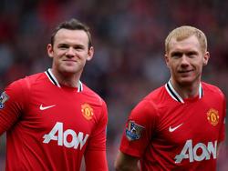 Rooney, Scholes (2012)