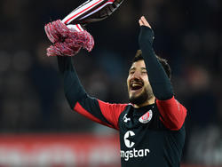 Cenk Şahin bleibt dem FC St. Pauli erhalten
