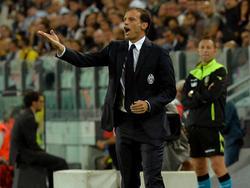Massimiliano Allegri möchte beim Ex-Klub auftrumpfen