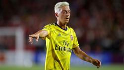 Mesut Özil hat beim FC Arsenal offenbar keine Zukunft mehr