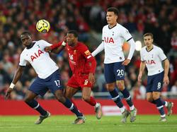 Liverpool läuft einem frühen Rückstand hinterher