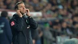 Florian Kohfeldt will mit Werder Bremen aus der Krise