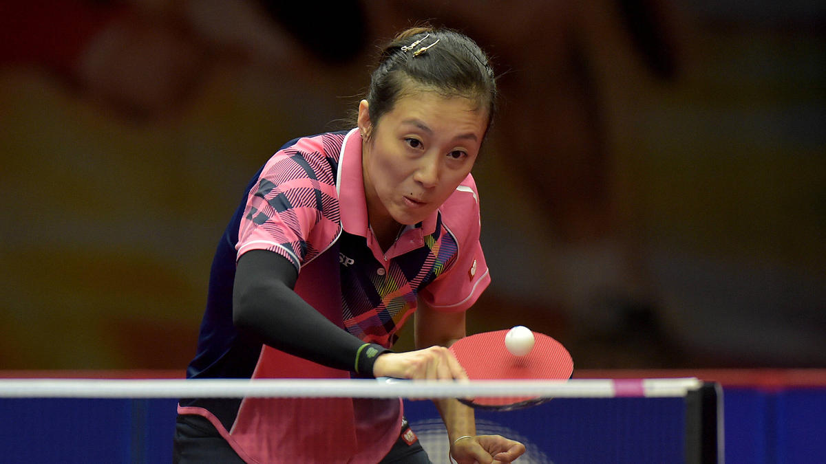 Han Ying ist bei Olympia ausgeschieden