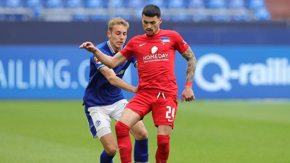 Nemanja Radonjic kehrt nicht zur Hertha zurück