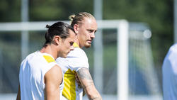 Nico Schulz und Marius Wolf stehen beim BVB auf dem Abstellgleis