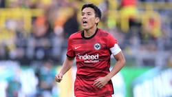 Spielt Makoto Hasebe bei Eintracht Frankfurt bald keine Rolle mehr?