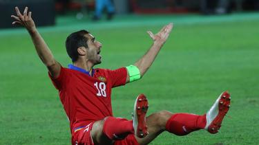 Armeniens Mkhitaryan spielte einst für den BVB