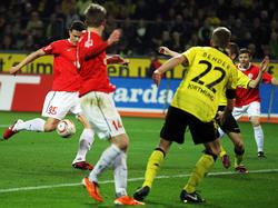 Hektische Schlussphase bringt Mainz einen Punkt gegen Dortmund