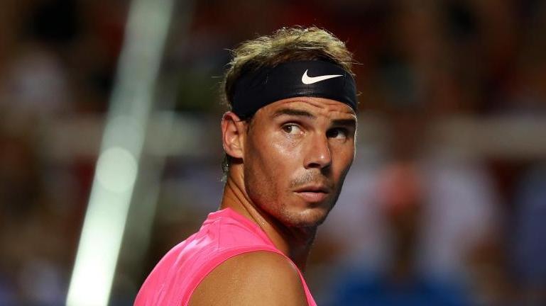 Hofft im nächsten Jahr wieder starten zu können: Rafael Nadal