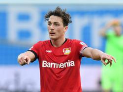 Für Leverkusen-Legionär Julian Baumgartlinger sind Geisterspiele das geringere Übel