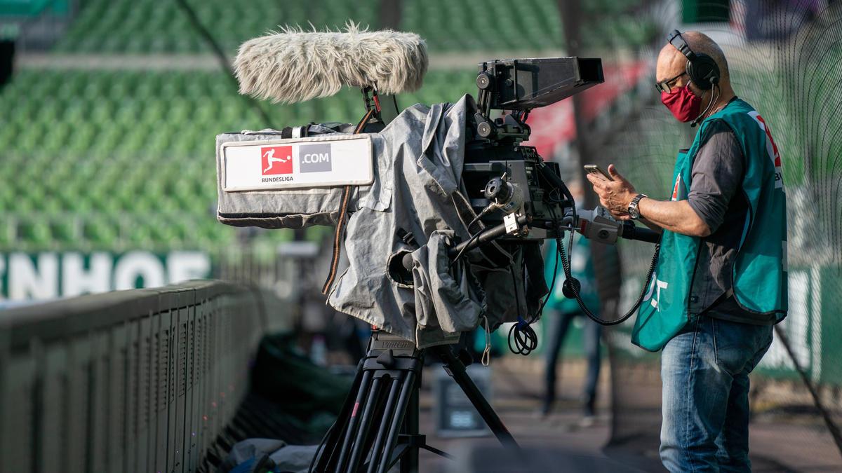 Das Spiel Werder Bremen gegen BayerLeverkusen wurde auch bei Amazon live übertragen