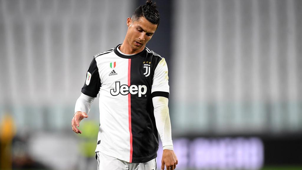 Cristiano Ronaldo verschoss gegen Mailand einen Elfmeter