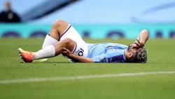 Sergio Agüero fehlt Manchester City wohl länger
