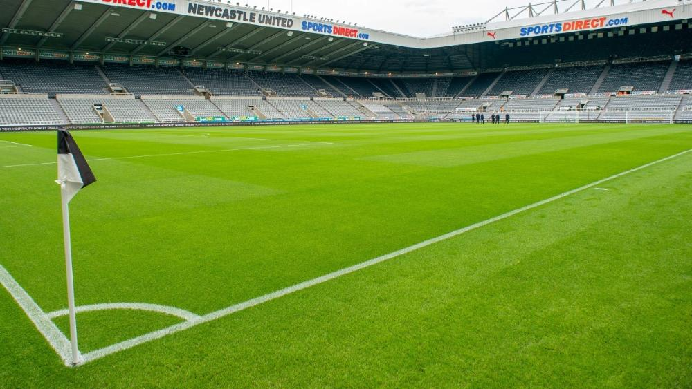Der St. James's Park - Heimat von Newcastle United