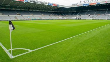 Der St. James's Park - Heimat von Newcastle United