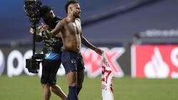 PSG-Star Neymar bekam das RB-Trikot von Marcel Halstenberg