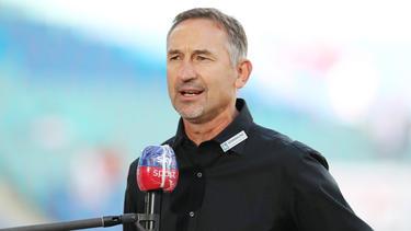 Schaffte mit dem FSV Mainz 05 den Klassenerhalt: Trainer Achim Beierlorzer