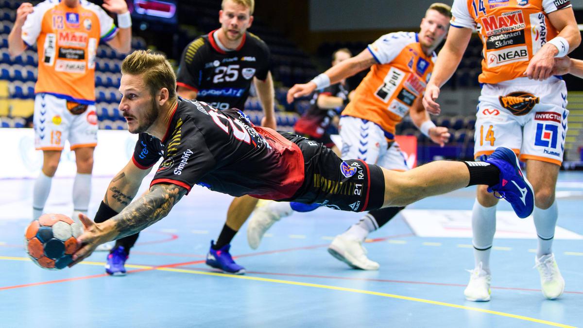 Erlangen hat Hampus Olsson verpflichtet