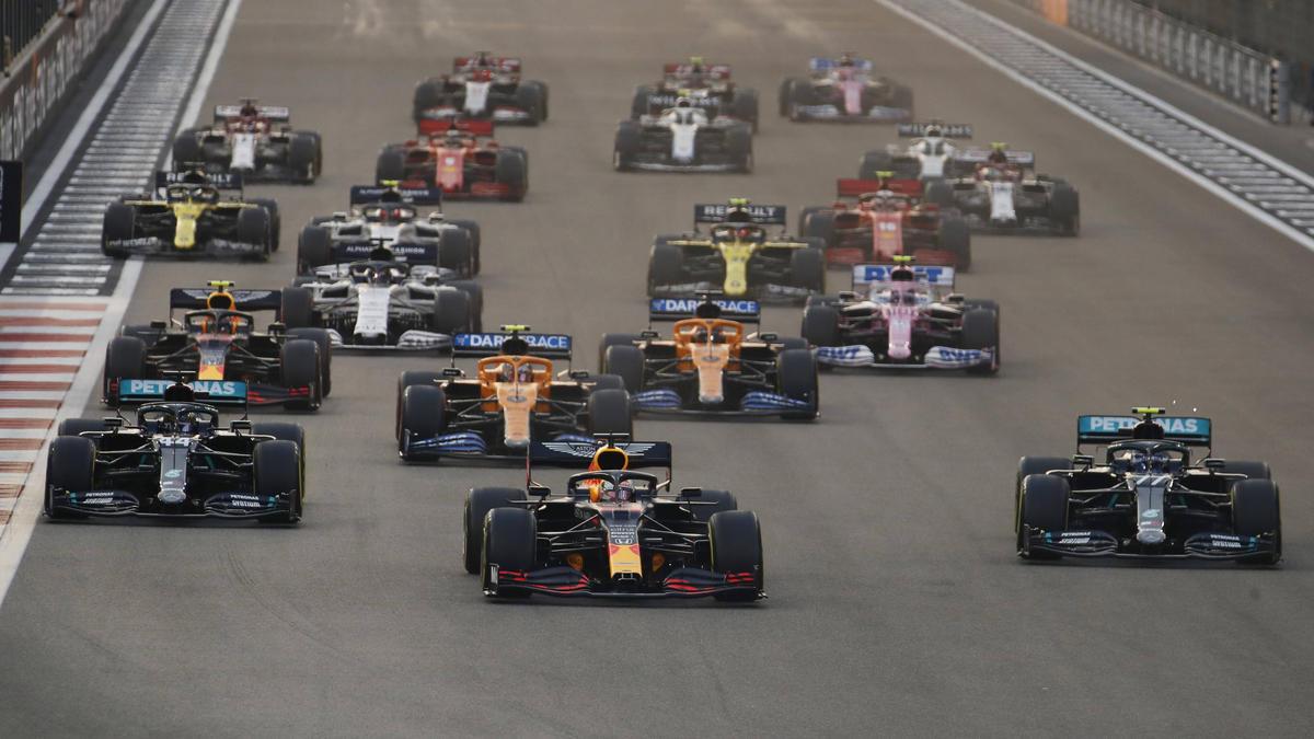 Die Formel 1 begeistert noch immer ein Millionenpublikum