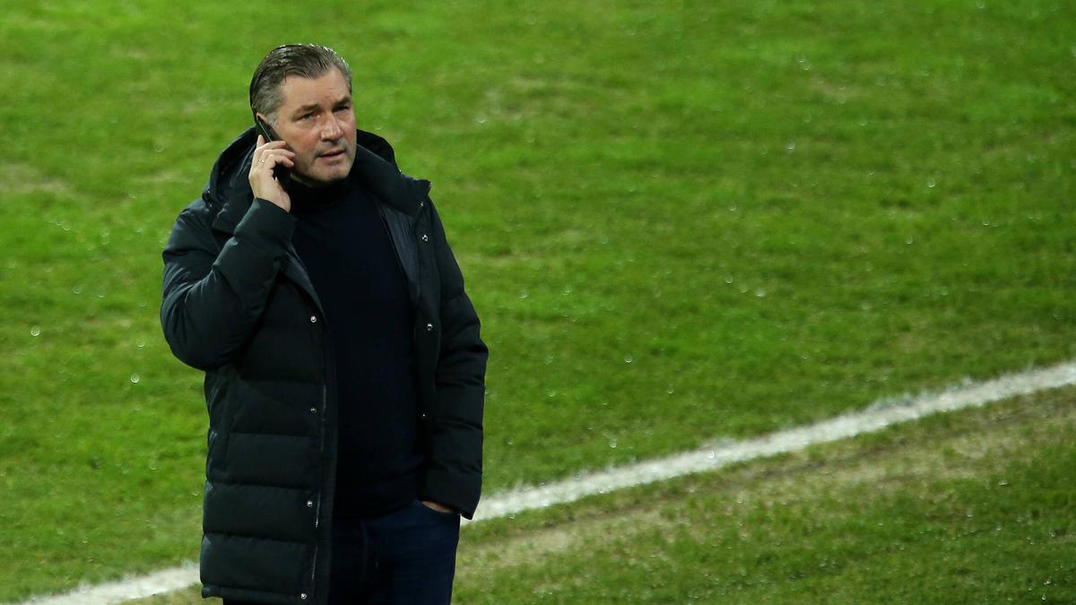 BVB-Manager Michael Zorc ist angeblich in Kolumbien fündig geworden