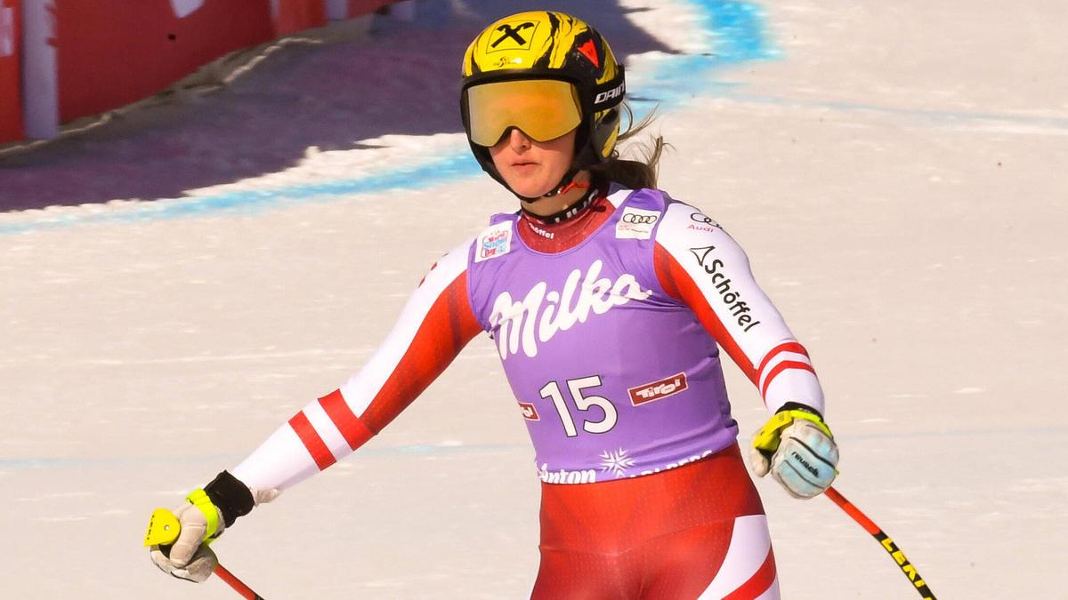 Ski Alpin: Nina Ortlieb verletzte sich schwer