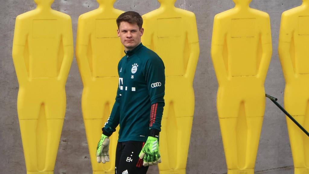 Verlässt Alexander Nübel den FC Bayern im Sommer?