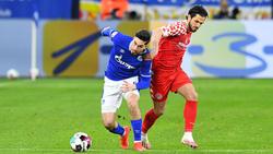 Danny Latza (r.) kehrt wohl zum FC Schalke 04 zurück