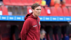 Hannes Wolf trifft mit Bayer Leverkusen auf Eintracht Frankfurt