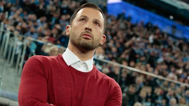 Domenico Tedesco trainierte den FC Schalke 04 von 2017 bis 2019