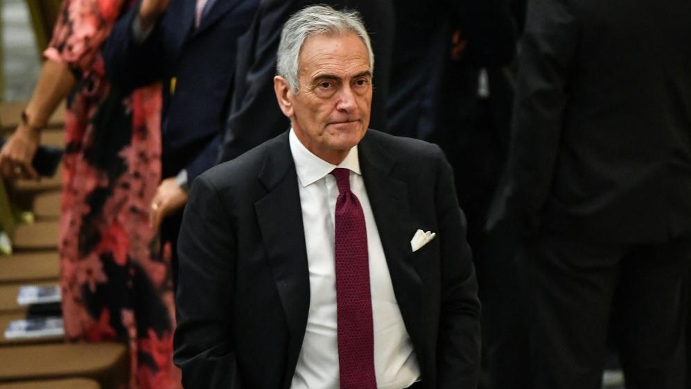 Gravina ist gegen die Einführung der Super League
