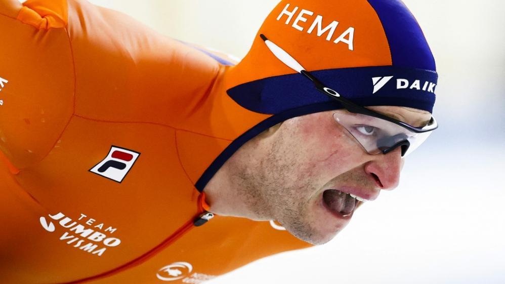 Eisschnelllauf-Star Sven Kramer wurde erfolgreich am Rücken operiert