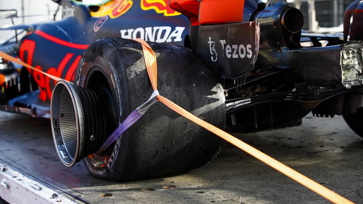 Die Suche nach Performance ging für Red Bull in Baku schief