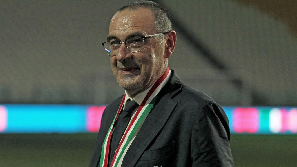 Medien: Maurizio Sarri soll Lazio Rom übernehmen