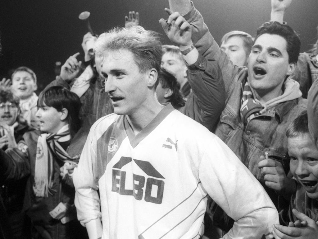 Michael Spies trug im Laufe seiner Karriere das Trikot von sieben Bundesligisten