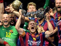 Barcelona beim CL-Triumph