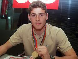 Iker Casillas wurde 1999 mit U20-Weltmeister