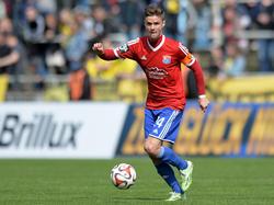 Mario Erb wechselt zu Rot-Weiß Erfurt