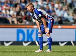 Der Wikinger bleibt an Bord: Skjelbred verlängert bei der Hertha