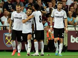 Astra Giurgiu schaltete im Playoff der Europa League West Ham aus