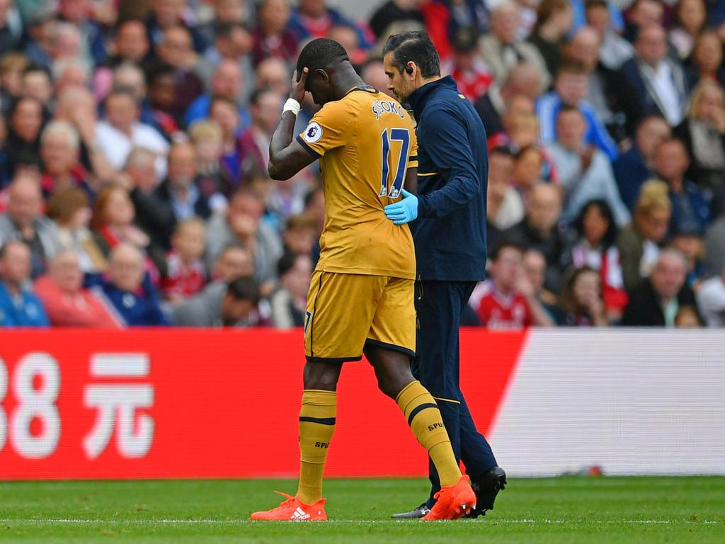 Sissoko podría perderse el desplazamiento del Tottenham al campo del CSKA. (Foto: Getty)