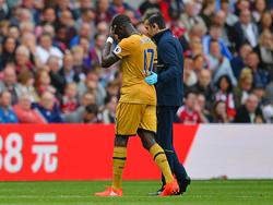 Moussa Sissoko salió indemne durante el transcurso del encuentro. (Foto: Getty)