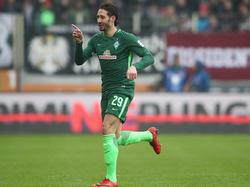 Fiel bei Werder in Ungnade und ist dennoch heiß begehrt: Ishak Belfodil